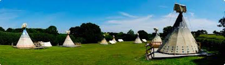 big sky tipi holiday