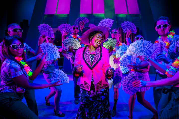 Ghost the Musical - Jacqui Dubois and company - cMatt Martin
